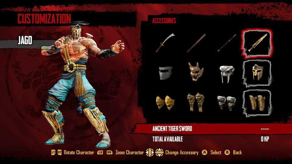 New Images Showcase Killer Instinct Xbox One Character