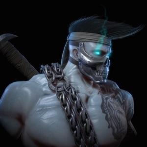 Killer Instinct Xbox One Shadow Jago Render