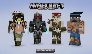 KI Minecraft Skins 01