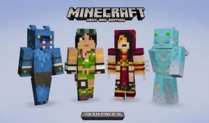 KI Minecraft Skins 02