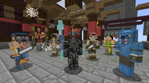 KI Minecraft Skins 03