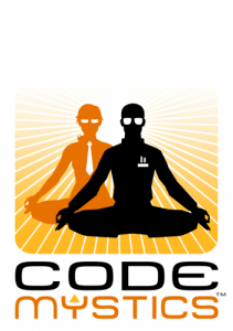 Code Mystics Logo