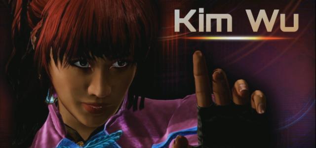 Here's the official trailer for Killer Instinct: Season 3's Kim Wu!