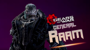 General RAAM is another guest character in the Killer Instinct line-up. He is from the Gears of War universe.