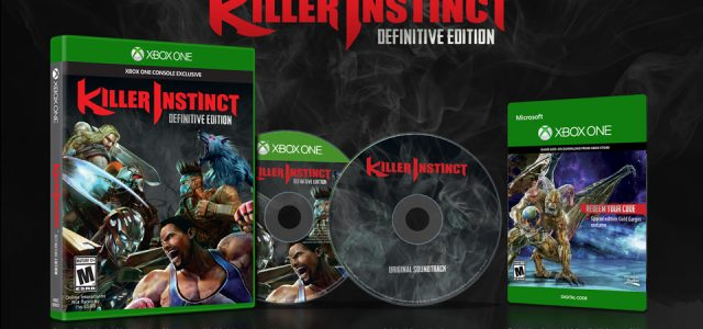 The next physical edition of Killer Instinct arrives exclusively for Xbox One this September 20th! For only $39.99, the Killer Instinct: Definitive Edition includes all 26 fighters from Seasons […]